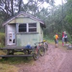 Making friends: Bulga to Sheep Skin Hut & return