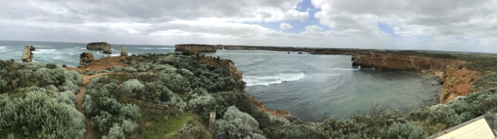 Loch Ard gorge (yep, you gussed it, named after another ship wreck)